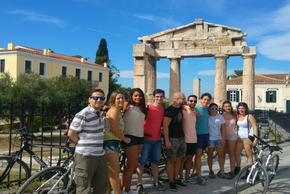 Athens in the Sun