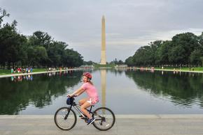 Cycling through history in DC