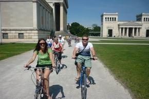 Cycling in Munich
