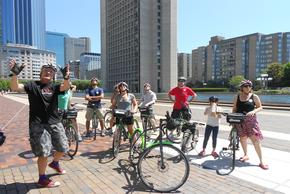 Boston by Bike