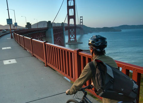 Cycle the Golden Gate