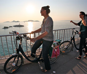 Marseille City Electric bike tours