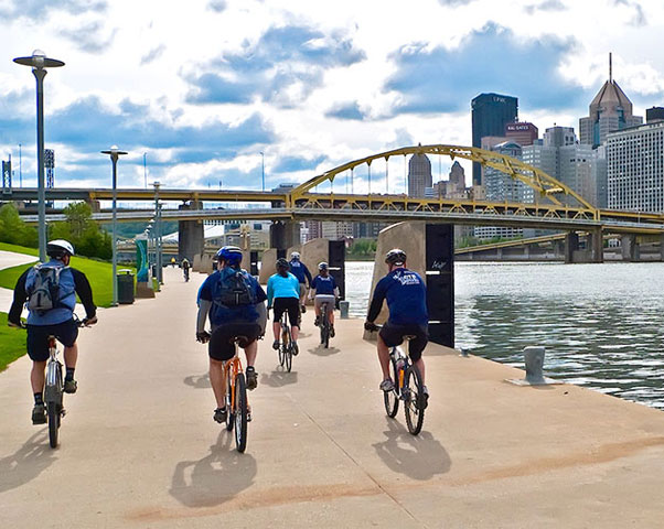 Cycling in Pittsburgh